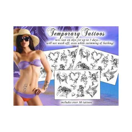 Tatouages Pack temporaires