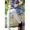 Leggins femme couleur Metalique Argent marque Tarawa