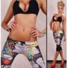 Leggings Tattoos pour femme marque Tarawa