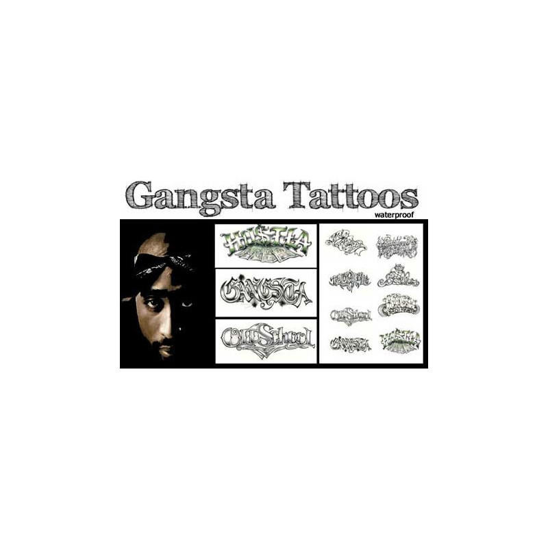 Tattoos Gang autocollants
