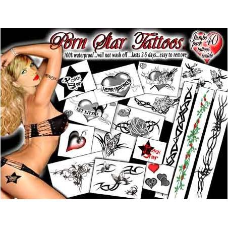 Porn Star Tattoos