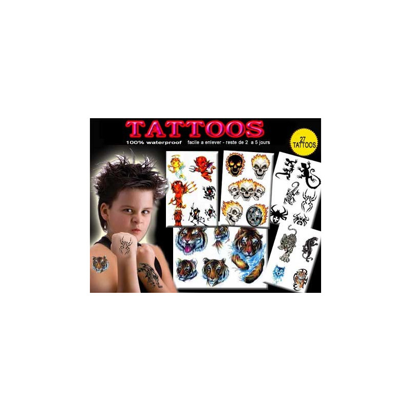 Pack TATTOOS