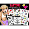 Pack tatouage Fille