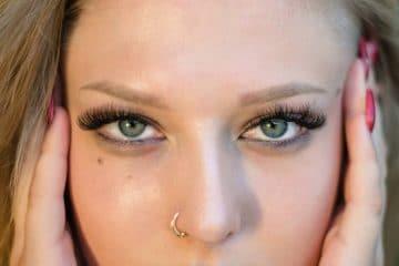 Les différents types de piercing nez
