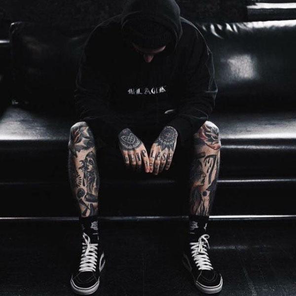 Jajon Ink tatoueur cap d'Agde TARAWA Team