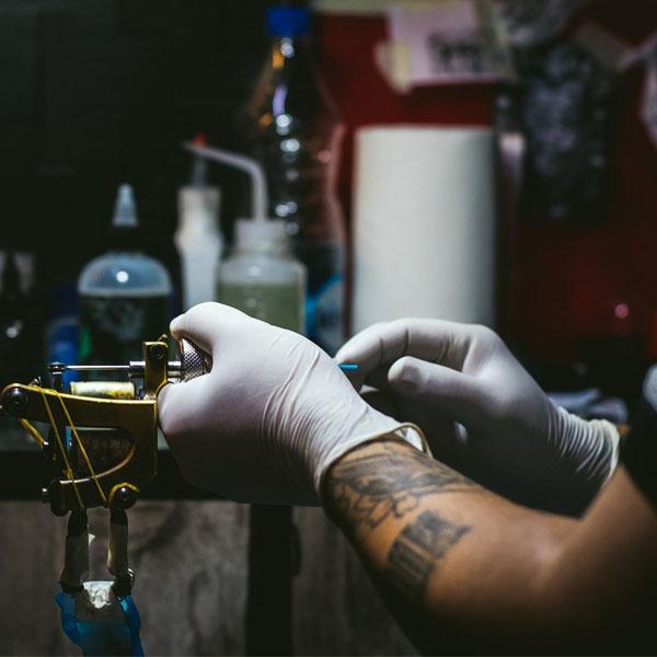 Guest tattoo Tarawa